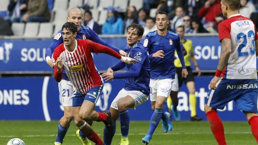 El Sporting-Oviedo se disputará el domingo 29 de marzo a las 21.00 horas