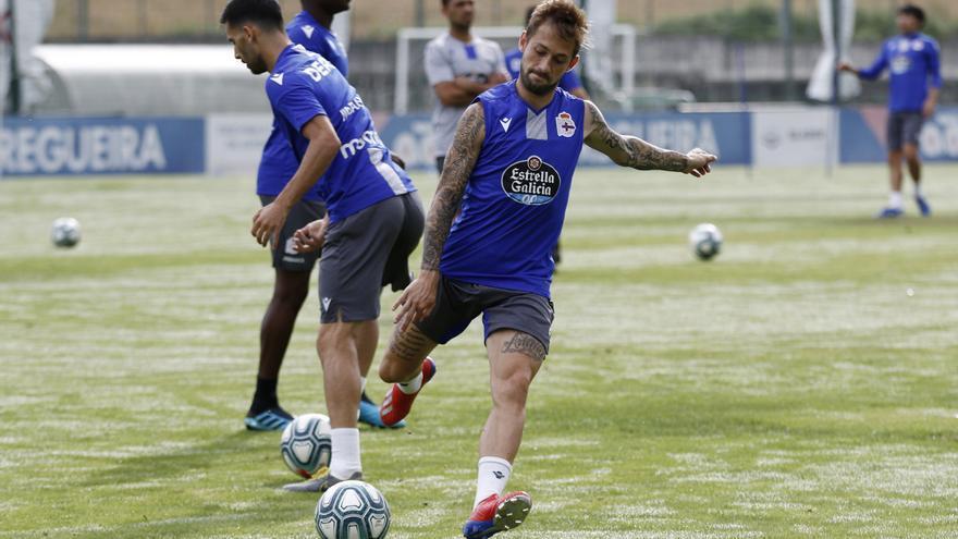 Fede Cartabia rescinde su contrato con el Deportivo