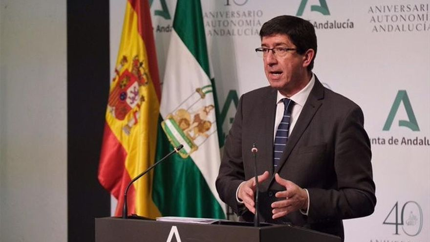 """Marín, sobre el acuerdo con Gibraltar: """"Es una buena noticia para la economía y el empleo"""""""