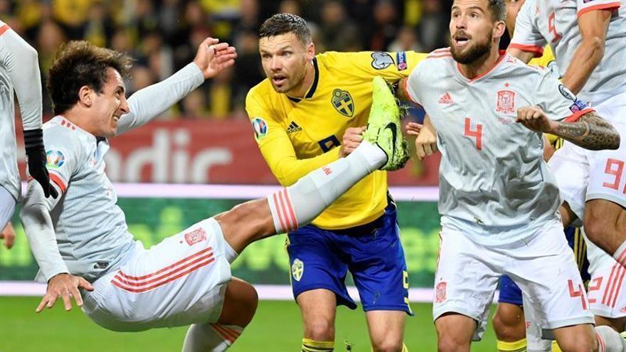 España logra el pase para la fase final de la Eurocopa por séptima vez consecutiva