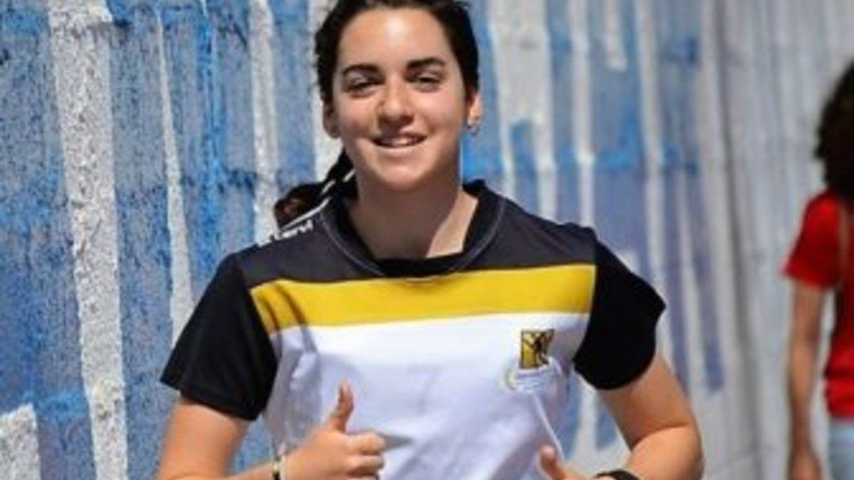 Muere la atleta Claudia Hernández Rey, de 19 años, en un accidente de tráfico