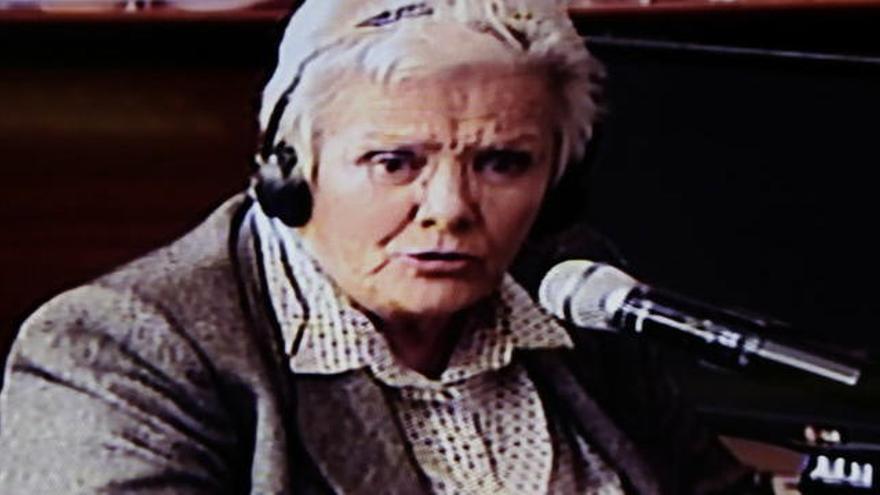 Mor als 82 anys Marta Vallès, esposa de Fèlix Millet