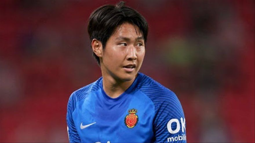 Pitos, desplante y expulsión de Kang In en su vuelta a Mestalla