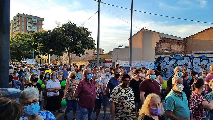 El PP y Cs denuncian que los delitos han subido un 39% en València
