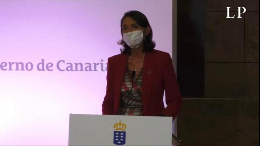 El Estado da luz verde a los PCR en origen y destino para turistas que viajen a Canarias