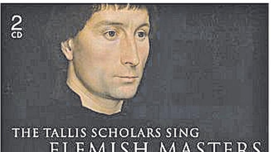 Maestros de Flandes, por Tallis Scholars