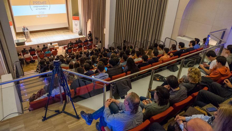 Premis a la iniciativa emprenedora de la comarca