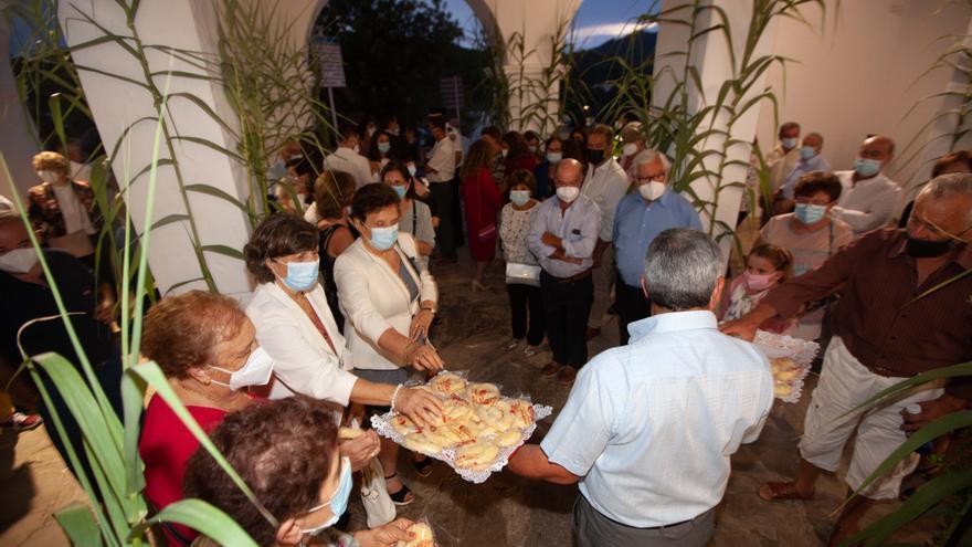 Fiesta de Sant Mateu pasada por agua