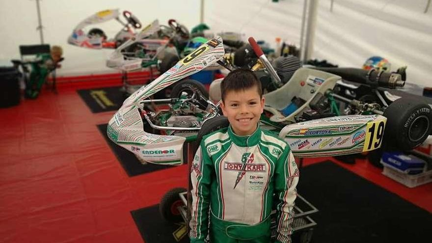 Costoya aspira a escalar puestos en la segunda cita del campeonato nacional