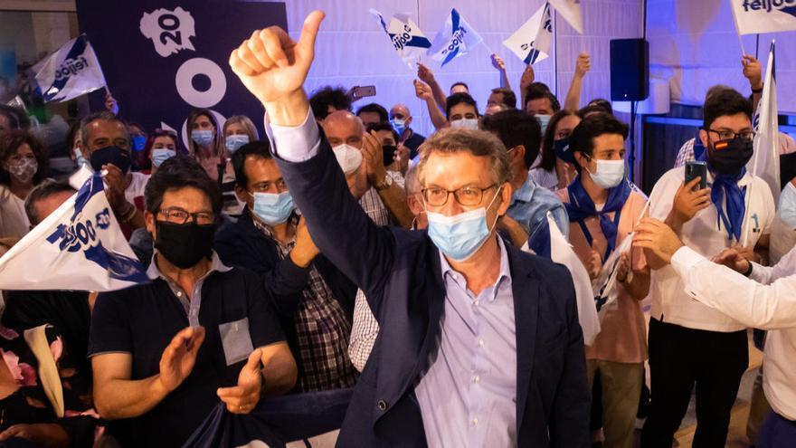 El voto emigrante da el escaño 11 por Pontevedra al PP, que suma 42