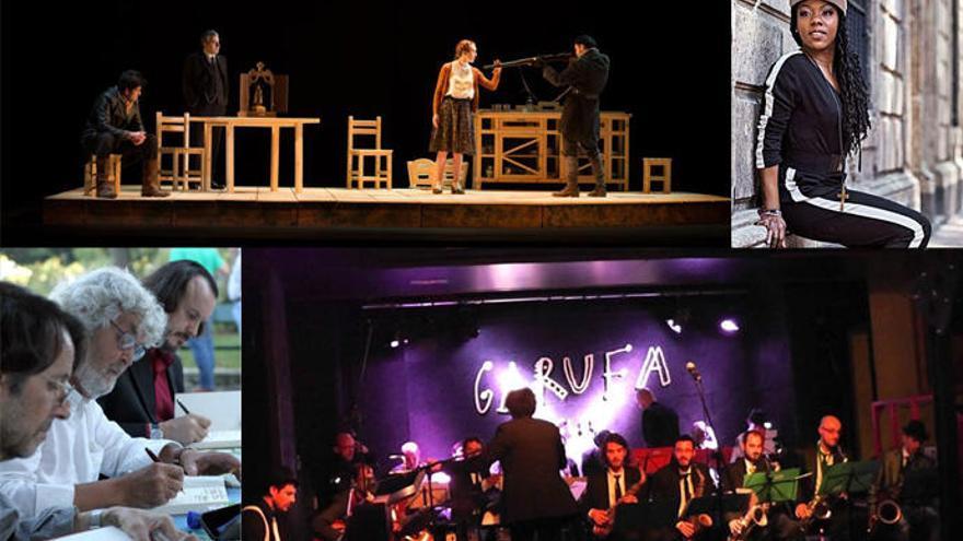¿Qué hacer hoy en A Coruña? Agenda del 9 de mayo