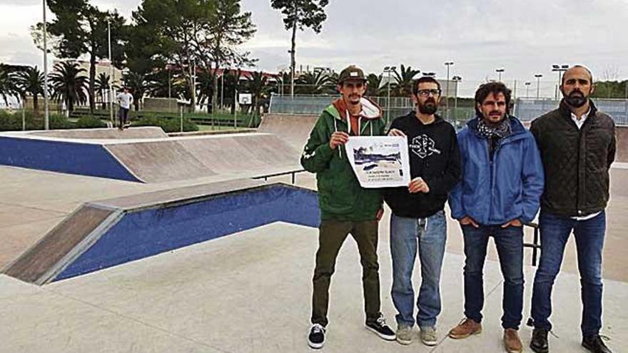 El 'skatepark' de Felanitx amplía pistas