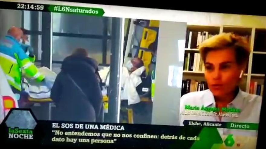 """Mª Ángeles Medina emite un comunicado tras sus polémicas declaraciones en La Sexta Noche y admite que """"no contrastó la información"""""""