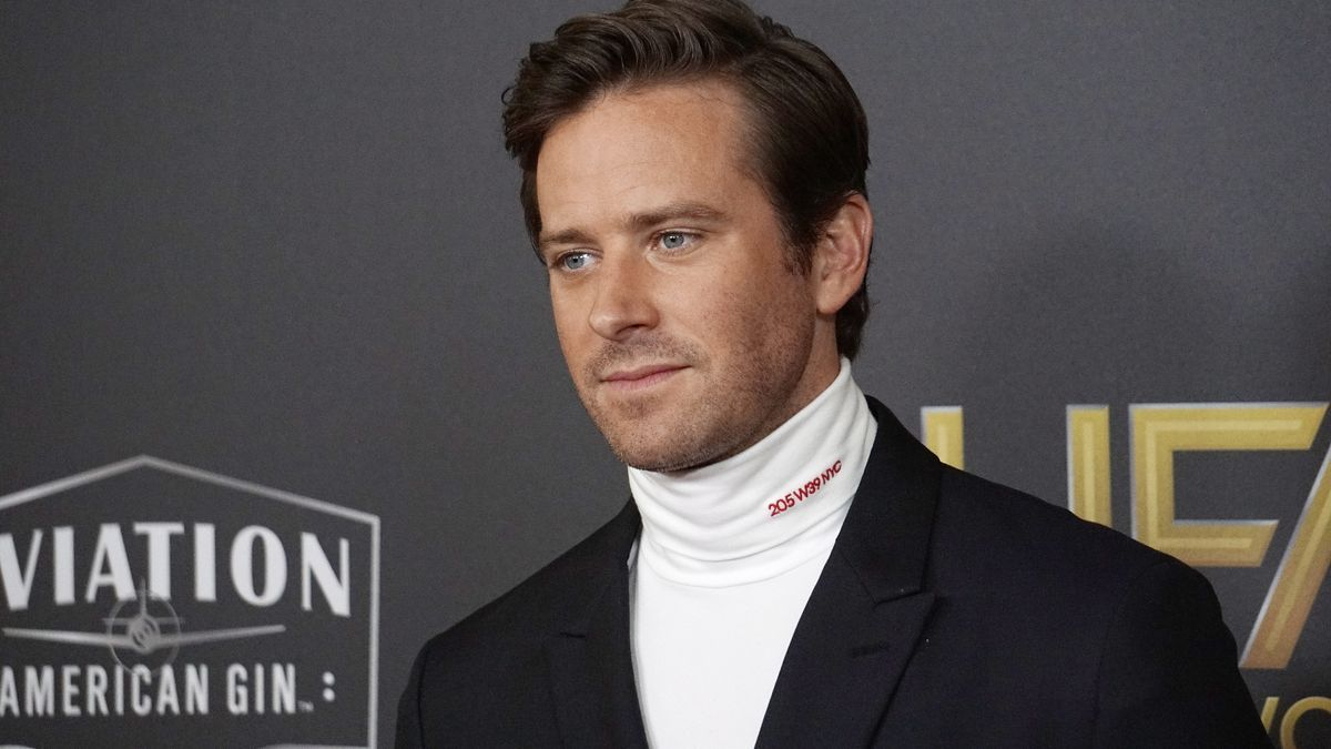 A woman accuses actor Armie Hammer of rape and other