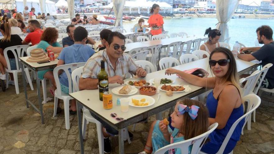 A Illa baraja la posibilidad de celebrar eventos gastronómicos