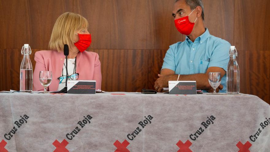 Presentación de la Memoria de Cruz Roja en Canarias / 2020