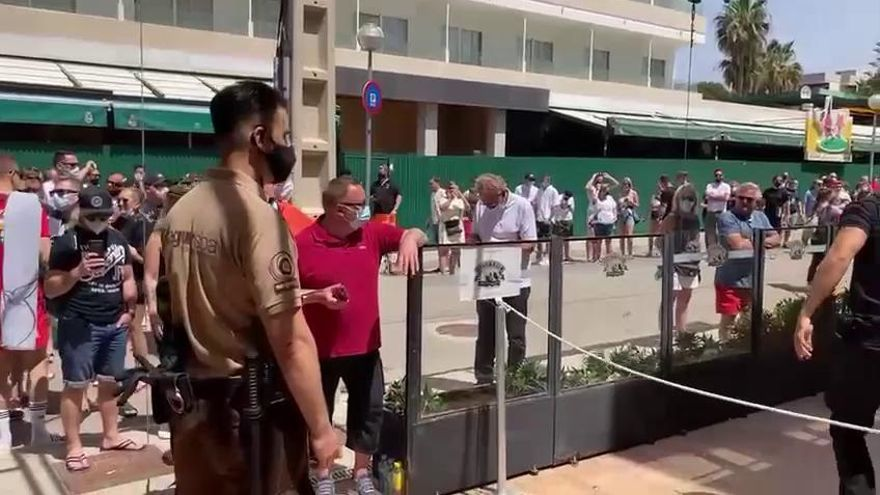 Bierkönig auf Mallorca hat mit bis zu 535 Gästen wieder eröffnet