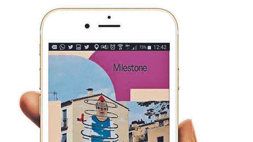 Girona estrena una app per promocionar el seu patrimoni històric i cultural
