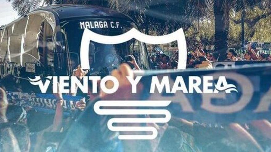 """""""Viento y Marea"""": la nueva campaña del Málaga CF"""