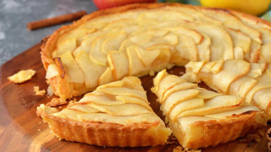 La deliciosa receta de la tarta de manzana, al microondas, con la que sorprenderás a todos
