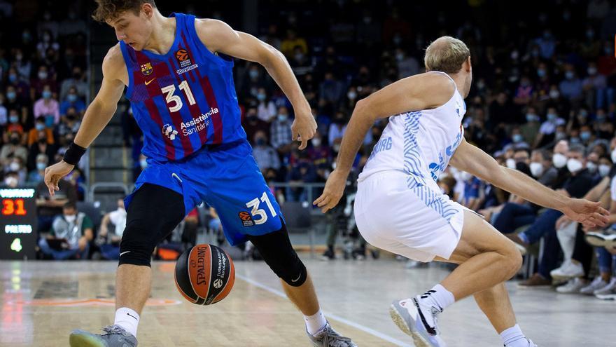 El Barcelona arrolla al Zenit