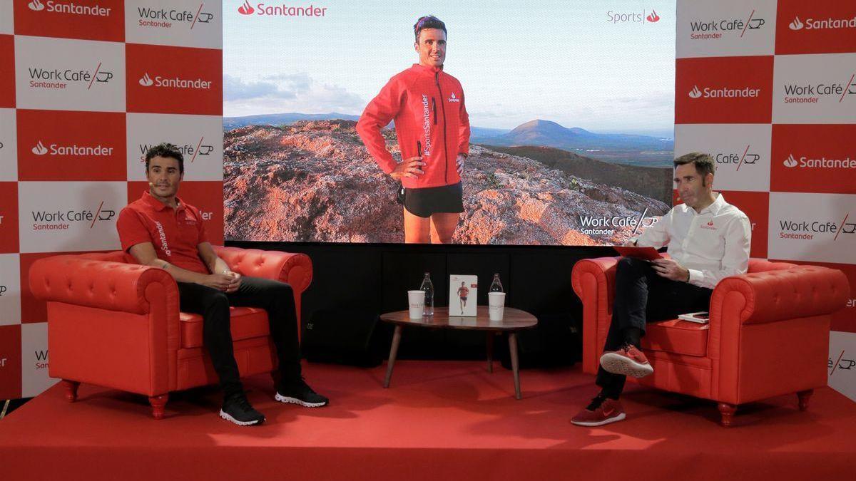 Gómez Noya: Tener una medalla olímpica me hace ir a Tokio con mucha tranquilidad