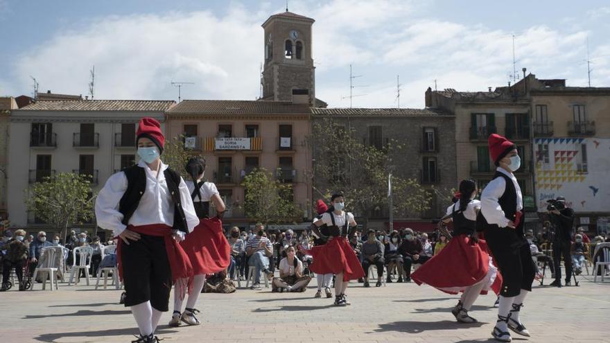 La Catalunya Central celebra el retorn de les Caramelles amb actuacions estàtiques a Súria, Callús, Castellbell i el Vilar i Santa Maria d'Oló