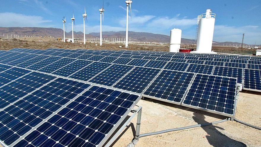 Aguas de Valsequillo promueve una planta fotovoltaica en Telde