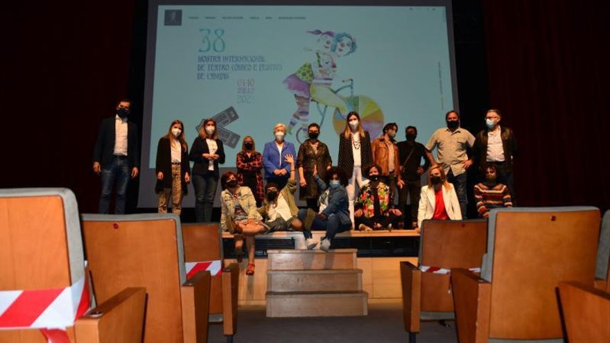 "Os Premios María Casares distinguen á Mostra de Cangas por ser un ""enorme referente cultural"""