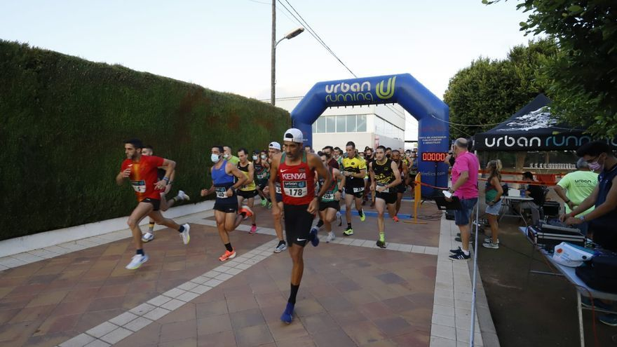 Más de un centenar de corredores en la 5k de La Llosa
