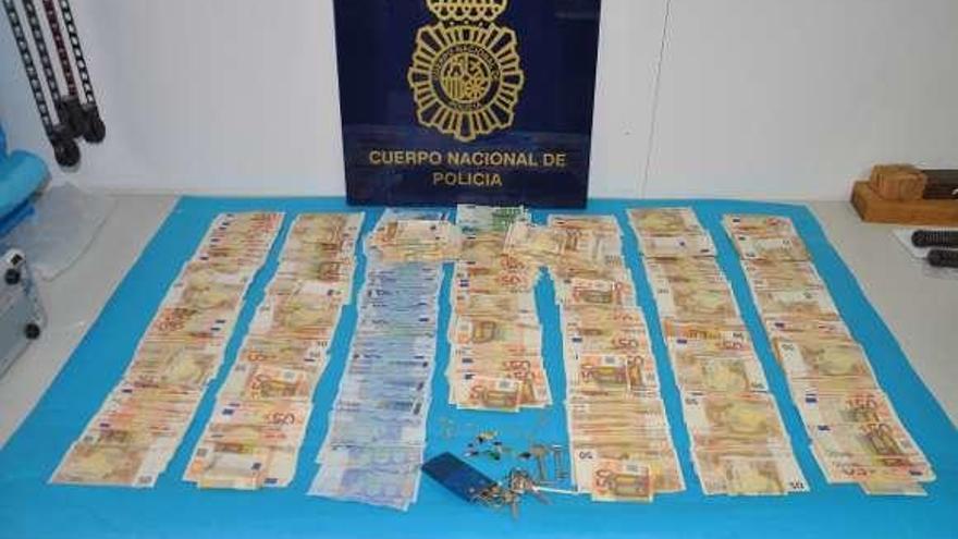 Roba 100.000€ a su casera y lo pillan en un hotel de Pontevedra a todo lujo