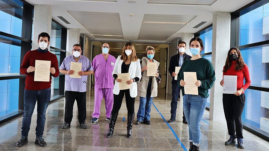 El Área de Salud fideliza a una treintena de médicos en las Pitiusas