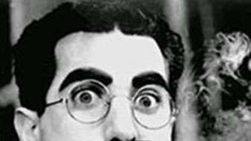 Groucho Marx: 40 años sin el comediante más atrevido del espectáculo