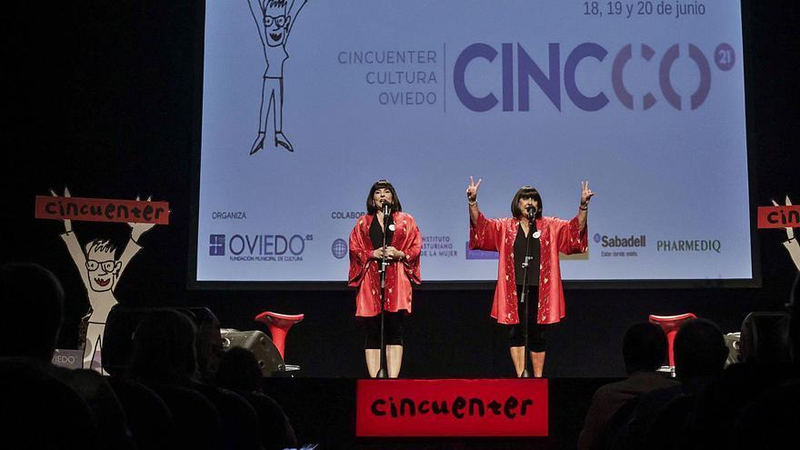 """La revolución de las """"cincuenters"""""""