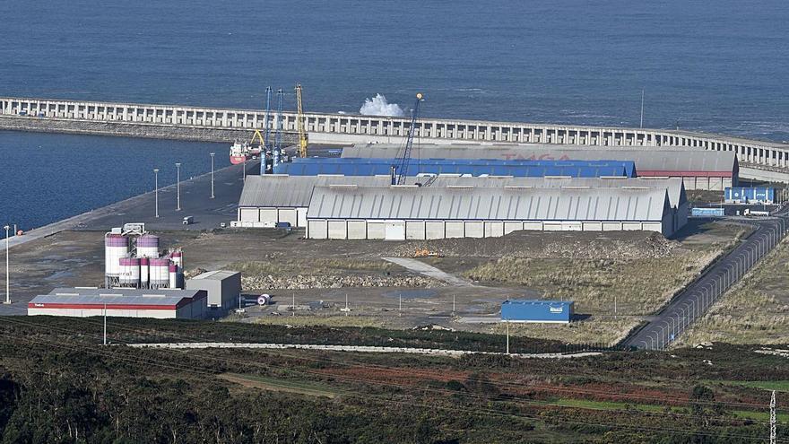 El Puerto dará luz verde este mes al convenio del tren a Langosteira para poder licitarlo en enero