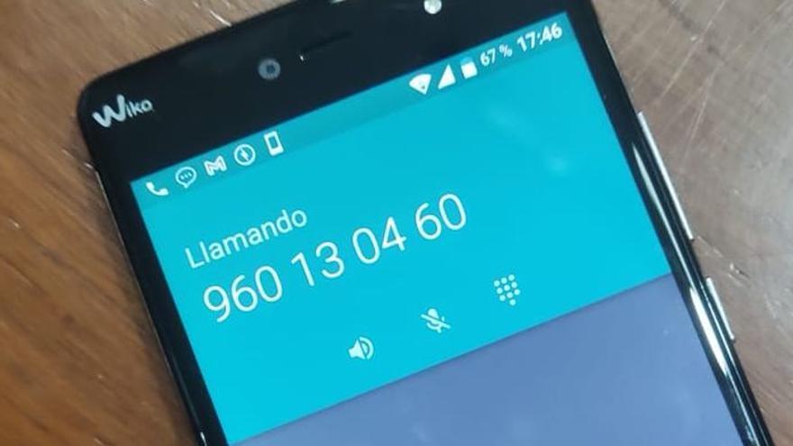 ¿Una llamada del 960130460? Atentos a un posible fraude telefónico