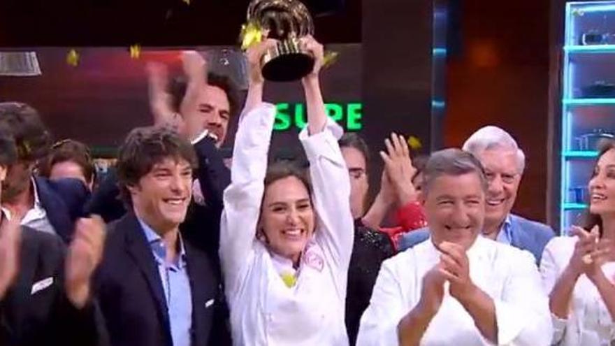 Tamara Falcó guanya Masterchef Celebrity 4