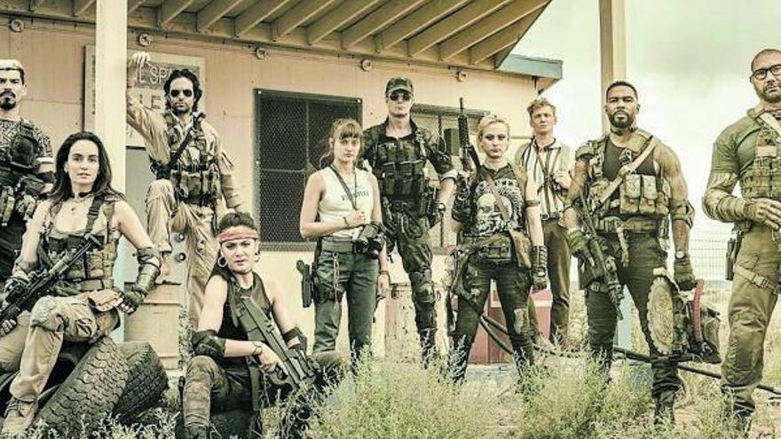 El ejército zombie de Zack Snyder