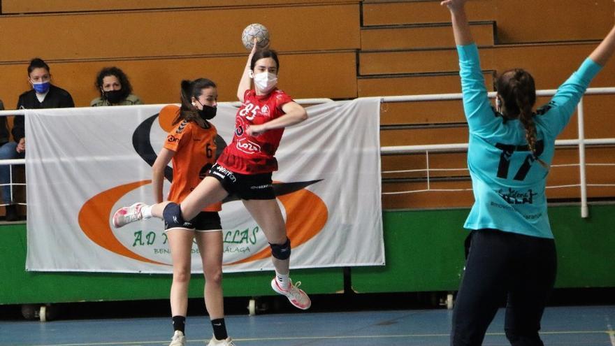 El Igluvan Córdoba BM jugará la final andaluza juvenil femenina