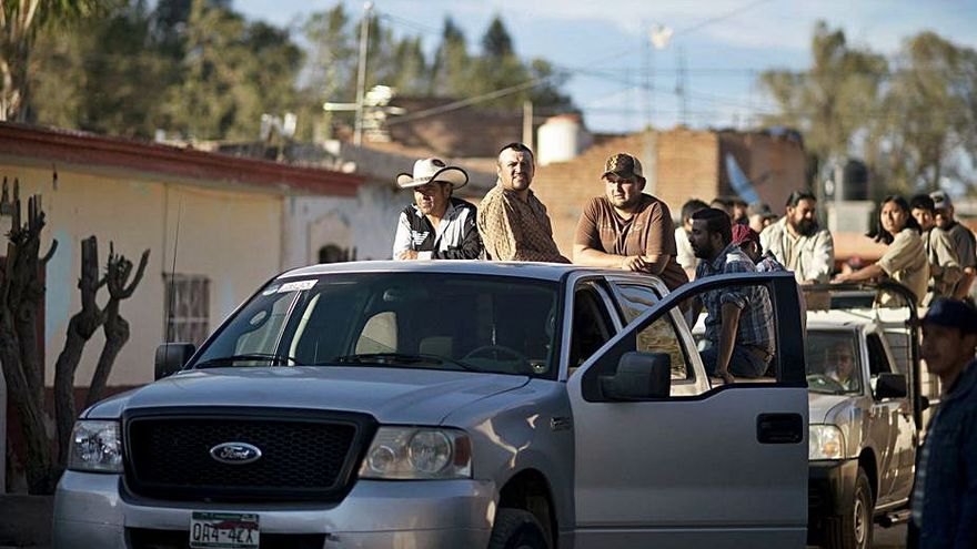 Netflix estrena 'Somos', una serie sobre la matanza en el pueblo mexicano de Allende