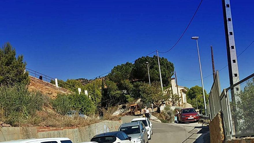 La cuarentena preventiva en Segart no frena la llegada de visitantes