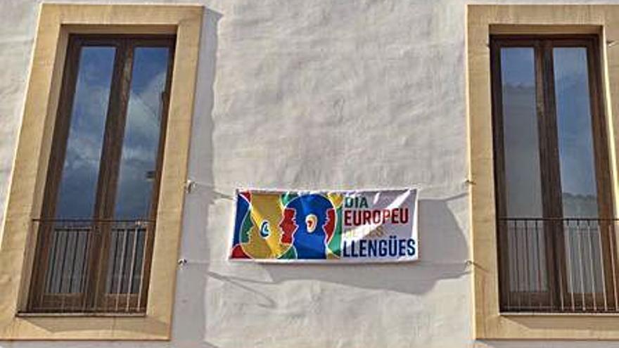 El Ayuntamiento de Ibiza se suma a la celebración del Día Europeo de las Lenguas