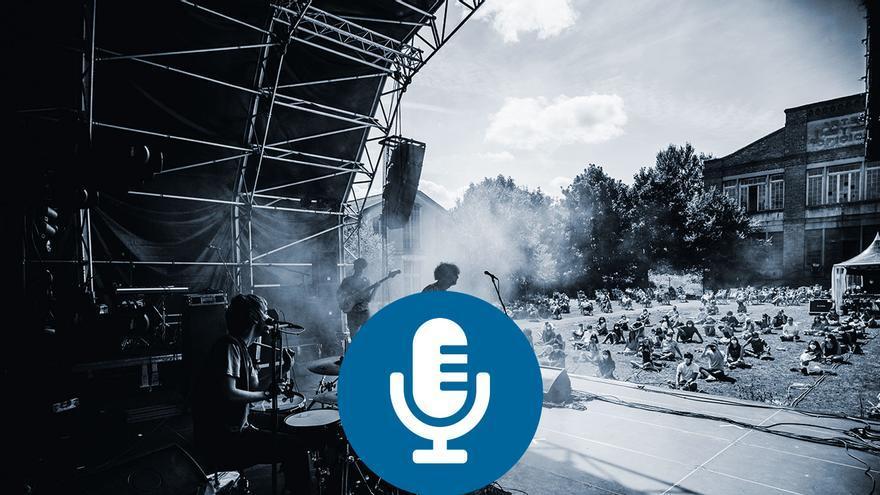 """Podcast: José Luis Costillas: """"El VeSu convierte a Oviedo en una referencia dentro de la música Indie"""""""
