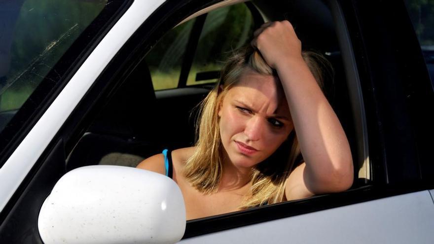 Los alérgicos tienen un 30% más de riesgo de sufrir un accidente