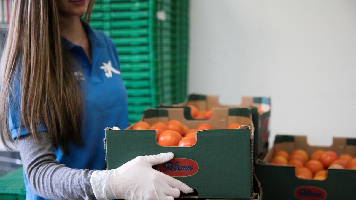 """La Fundación """"la Caixa"""", con el apoyo de CaixaBank, recauda 44.855 euros para los Bancos de Alimentos de Santa Cruz de Tenerife"""