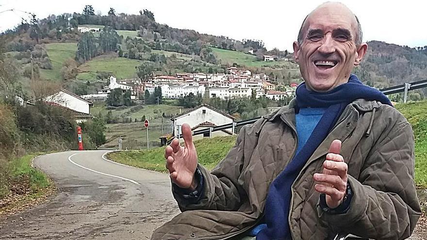 El periodista Enrique Corripio, hijo predilecto de Cabranes