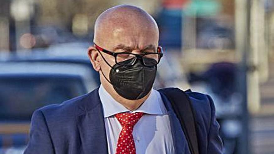 L'Audiència avala el processament de Gonzalo Boye per presumpte blanqueig en el cas Sito Miñanco