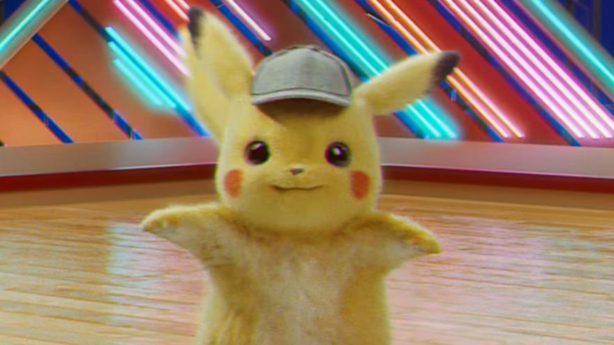 «Pókemon. Detectiu Pikachu»: Col·legues inesperats