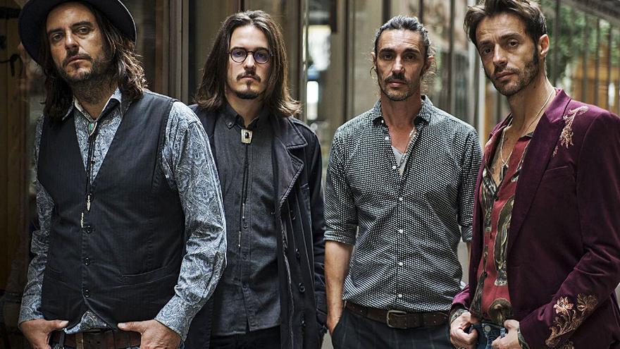 La 'cantina' musical de Santeros y los Muchachos aplega a les plataformes