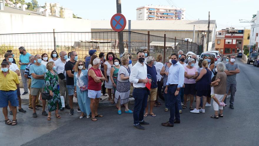 """El PSOE pide paralizar la construcción de una gasolinera en La Pelusa por """"grave riesgo para vecinos"""""""